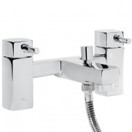 Tavistock Logic Bath Shower mixer and handset TLG42