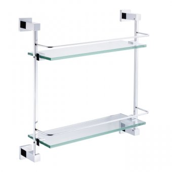 Marflow Now Quadre Double Glass Gallery Shelf – QDC655