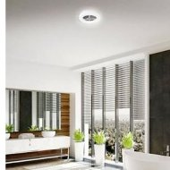 HIB Polar Bathroom Ceiling Light - 0720