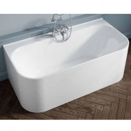 Royce Morgan Jasper 1600 x 800mm Back to Wall Freestanding Bath – RM40