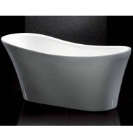 Royce Morgan Ebony 1710 x 730mm Freestanding Bath – RM29