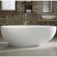 Royce Morgan Mississippi 1600 x 800mm Freestanding Bath – RMS10